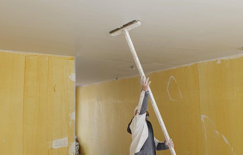 Plafond stukadoor