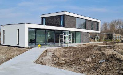 stucwerk project lelystad